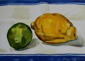 Citrus Pair
