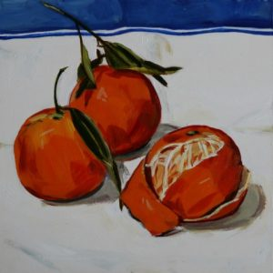 Trio of Tangerines