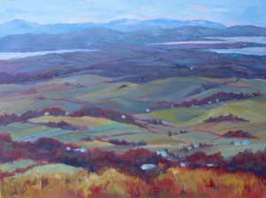 Cnoc an Oir - Oilo - by Laura Hitchcock